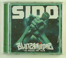 CD - Sido - Blutzbrüdaz (Die Mukke Zum Film) - #A1984 - Neu
