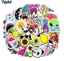 50 Pcs Cute Stickers for Children DIY Laptop Luggage