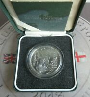 Britannia 2003 £2 Silver Proof 1oz UK Coin From Royal Mint In Box With COA