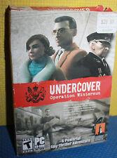 Undercover Operation Wintersun PC CD-ROM