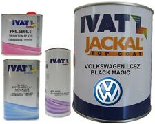 KIT VERNICE METALLIZZATA  VOLKSWAGEN LC9Z MAGIC BLACK