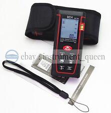 7 Key 60m197ft2362in Laser Distance Meter Range Finder Measure Diastimeter T60