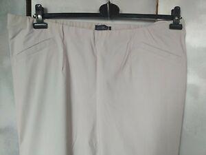 Damen Hose   Schlupfhose  go Fashion  Gr. 52  Hose Jersey P1203