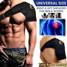Adjustable Shoulder Support Brace Strap Joint Sport Gym Compression Men Women OB
