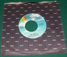 THE JETS - You Got It All / Burn the Candle  (45 RPM Single, 1985) VG+