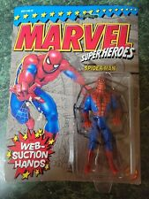 1990 Marvel Super Heroes Spider-Man Action Figure [Web-Suction Hands]