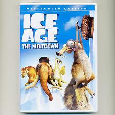 Ice Age 2: The Meltdown 2006 PG animated family movie, mint DVD, Ray Romano