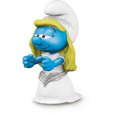 Schleich Smurfs Bride Smurfette Figure 20799 NEW IN STOCK