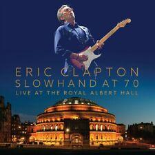 CLAPTON ERIC - Slowhand At 70 - Live, 2 Audio-CDs + 1 DVD (Bonus-DVD)