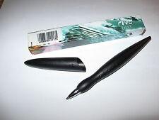 Rotring rive bolígrafo negro original parte. rara vez!!!