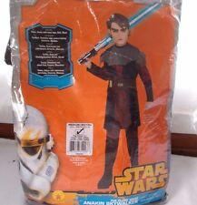New Rubie's Disney Star Wars Anakin Skywalker Costume Child's Medium 8-10 Clone