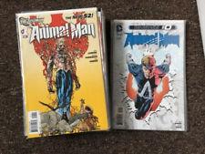 Animal Man 0-29, Annual 1-2 New 52 DC Comics Lot Batman Superman