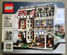 LEGO Creator Modular 10218 Pet Shop - Retired Set. BNIB