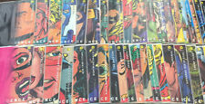 (2015) COMPLETE SET OF 80 DC CONVERGENCE CHIP KIDD CONNECTING VARIANT COVERS!