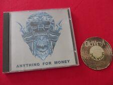 CD Toxic Reasons anything for Money 1989 German raaare