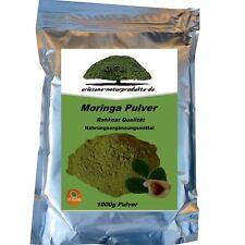 (31,95€/kg) Moringa Pulver 1kg 100% Vegan 100% Reines Moringa Blatt Pulver