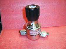 APTech Tied Diaphragm Pressure Regulator 1700 PSI Max (AP1210SM-2PW-MV8-MV8)