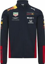 Aston Martin Red Bull Racing Kids Team Softshell Jacket 2020