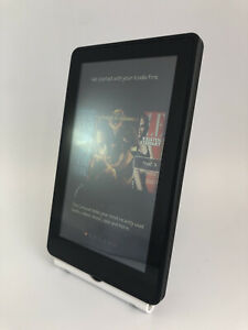 Amazon Kindle Fire 1st Gen D01400 8GB Black Tablet Grade B