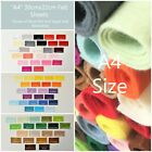 """Wool Mix and Like Soft Feel Washable Felt 