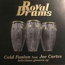 COLD FUSION • Infectious Grooves EP • Vinile 12 Mix • ROYAL DRUMS
