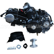 125cc 4-stroke Engine with Automatic Transmission w/Reverse, Electric Start