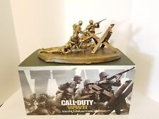 Call of Duty WW2 Valor Edition Statue Everything There But No Game!