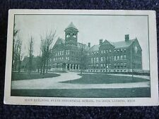Early 1900's State Industrial School, 700 Boys in Lansing, Mi Michigan PC