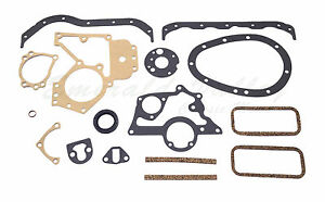 Classic Mini Gasket lower Set A-Series Inline 998-1098 to 1965 - Austin, Morris