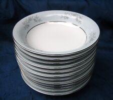 "Noritake China Blueridge 7 3/8"" Soup Coupe Bowl 5858 Set of 12"