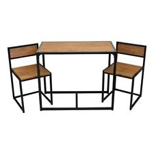 Buy Industrial Table Chair Sets Ebay