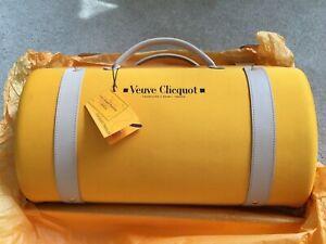 Veuve Clicquot 'Traveller' insulated case – In Original Box, inc 2 Glasses
