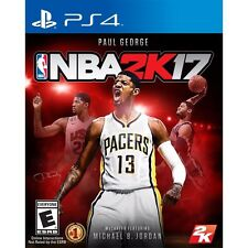 PS4 NBA 2K17 Brand New Factory Sealed Playstation 4