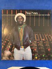 PABLO MOSES IN THE FUTURE LP  ALLIGATOR RECORDS REGGAE VINYL