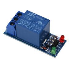 DC12V Channel 5V Low Level Power Supply Relay Module SRD-12VDC-SL-C Clips23