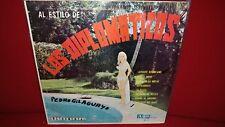 Los Diplomaticos - Al Estilo de Los Diplomaticos - Rare LP in Very Good Con - L2