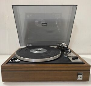 Vintage Rambler BDP 100 Turntable - High Quality -1970s - Japan