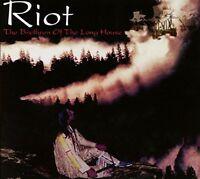 RIOT - THE BRETHREN OF THE LONG HOUSE RI  CD NEW+