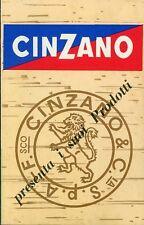 M614_PUBBLICITA' ADVERTISING-CINZANO PRESENTA I SUOI PRODOTTI-ANNI 60
