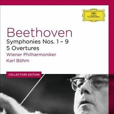 Collectors Edition: Beethoven: Symphonies Nos. 1 - 9; 5 Overtures [6 CD], New Mu