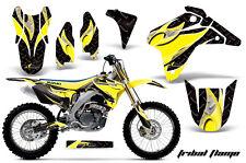 Suzuki RMZ 450 Graphic Kit AMR MX Racing # Plates Decal Sticker Part 05-06 TF BY