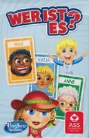 Rewe Hasbro Ass Kartenspiel 2018 – Wer Ist Es? Pocket Game NEUWARE