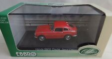 EBBRO 1/43 HONDA S600 COUPE RED Oldies Diecast Model Car 43446 NEW IN BOX