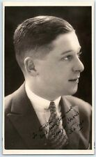 Vintage GEORGIE HARRIS Signed Photograph HOLLYWOOD British MOVIE STAR AUTOGRAPH