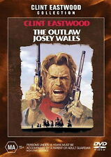 The Outlaw Josey Wales - Western / Action - Clint Eastwood - NEW DVD
