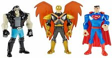 JUSTICE LEAGUE azione Mighty Minis 3 Pack-Superman, lobo e HAWKMAN * NUOVO *