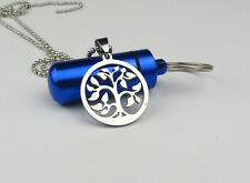 Good Qualit Tree of Life Charm Silver Stainless Steel Pendant Necklace