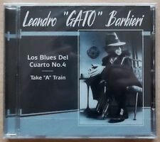 "Gato Barbieri ‎– Los Blues Del Cuarto No.4 / Take The ""A"" Train CD"