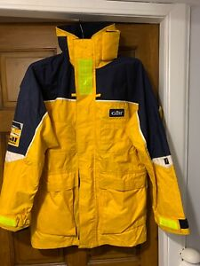 Gill Ladies Coastal/Offshore Sailing Jacket waterproof breathable Size UK10