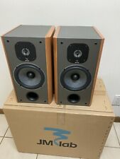 JM LAB Focal Cobalt 806s Bookshelf Speakers In Great Condition W/ Original Boxes